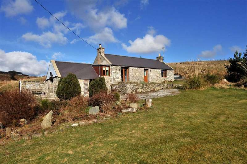 2 Bedrooms Detached House for sale in Clunybeg Cottage, Auchindoun, Keith, Moray, AB55