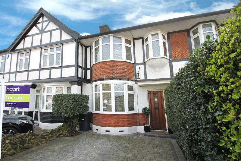 3 Bedrooms Terraced House for sale in Fulwell Avenue, Barkingside