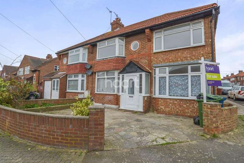 5 Bedrooms Semi Detached House for sale in Oakleigh Avenue, Edgware, HA8