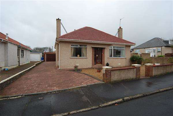 3 Bedrooms Bungalow for sale in Hillcrest Drive, Stevenston