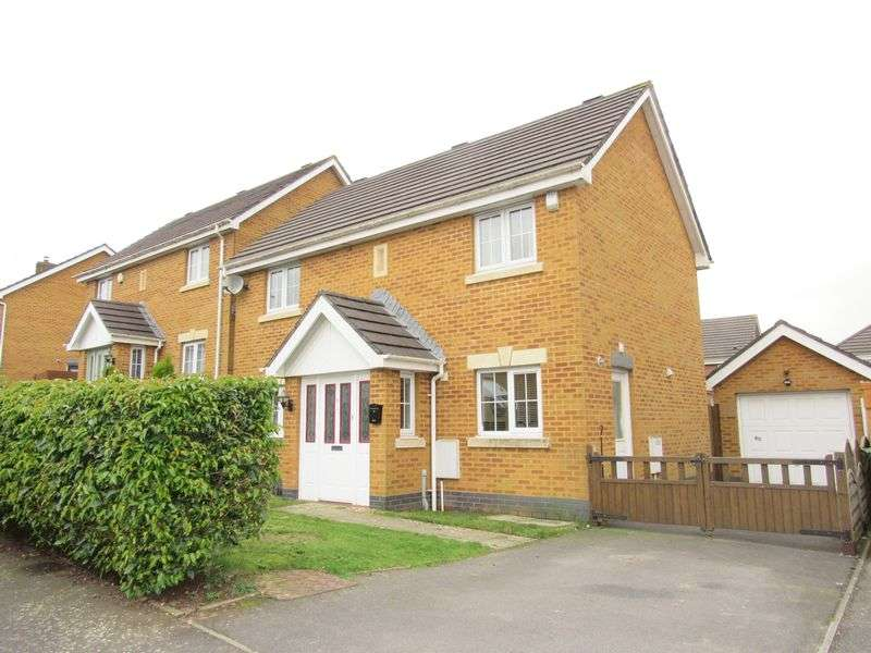3 Bedrooms Detached House for sale in Murrel Close St Marys Field Cardiff CF5 5QE