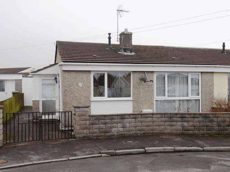 2 Bedrooms Semi Detached Bungalow for sale in Bryn Henllan, BRYNNA, CF72 9SG