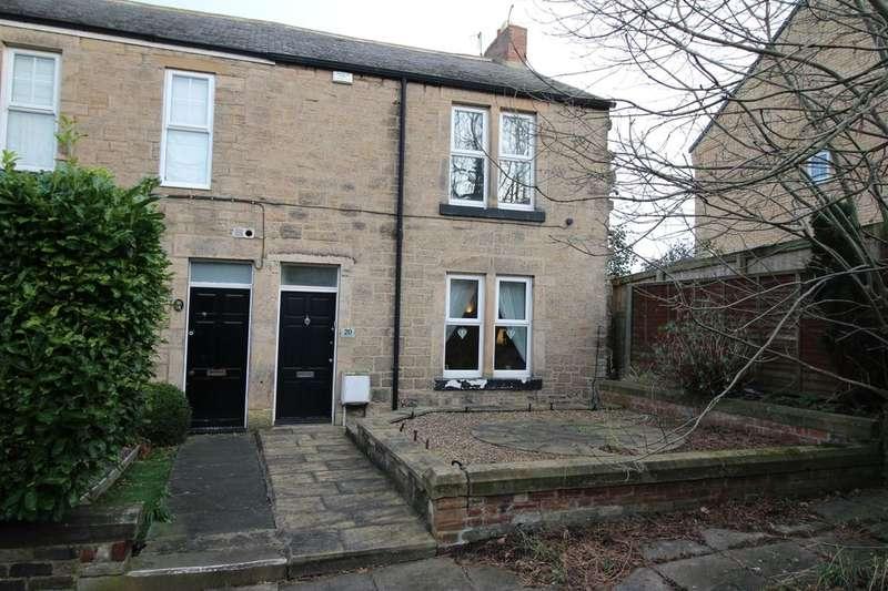2 Bedrooms Property for sale in Chamberlain Street, Ryton, NE40