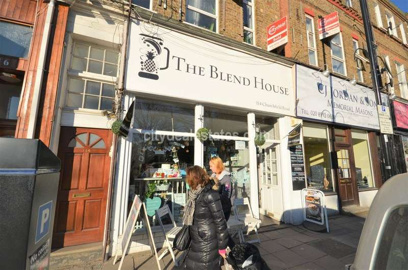 Cafe Commercial for sale in Churchfield Road, Acton W3 6BY