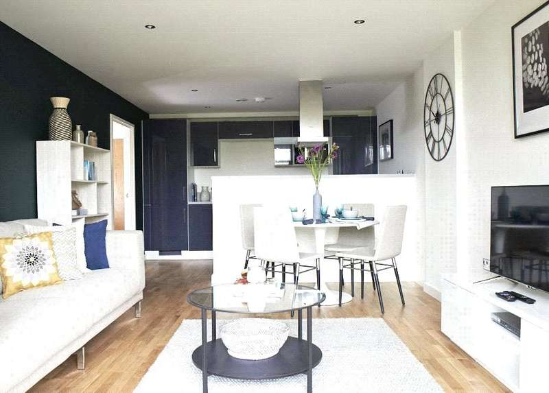 2 Bedrooms Flat for sale in Flat 29, 41 - 42 Kew Bridge Road, London, TW8