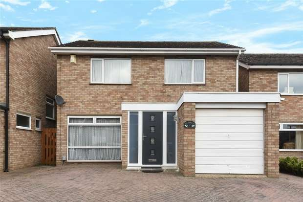 4 Bedrooms Detached House for sale in Bure Close, Brickhill