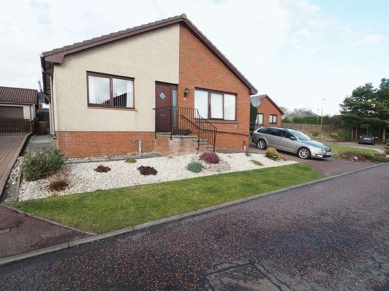 3 Bedrooms Detached Bungalow for sale in Hawthorn Bank, Seafield, EH47 7EB