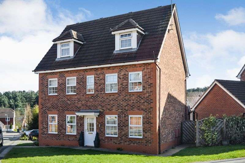5 Bedrooms Detached House for sale in Emmerson Drive, Clipstone Village