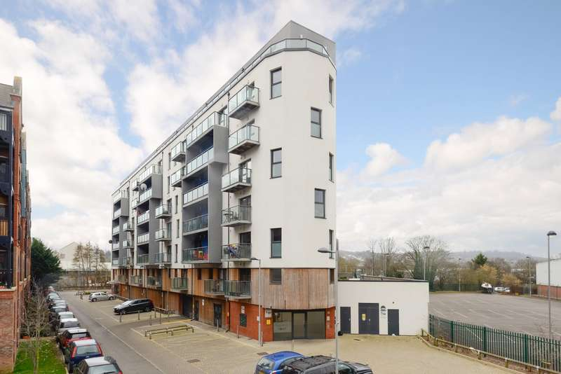 1 Bedroom Apartment Flat for sale in Ashbys Point, Walters Farm Road, Tonbridge, TN9