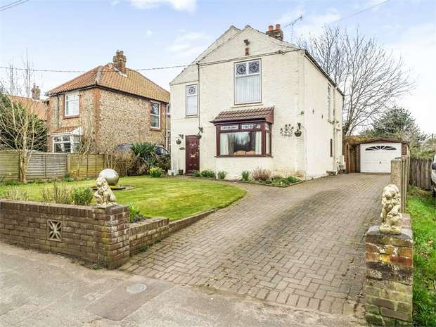 3 Bedrooms Detached House for sale in Hempstead Road, Holt, Norfolk