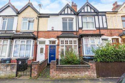 3 Bedrooms Terraced House for sale in Trafalgar Road, Erdington, Birmingham, West Midlands