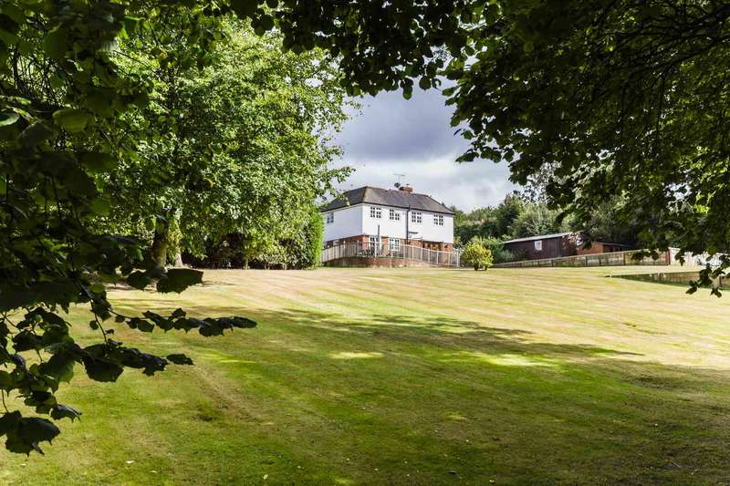 4 Bedrooms End Of Terrace House for sale in 1 Retreat Cottages, Hilltop, Hunton
