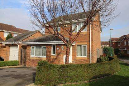 3 Bedrooms Detached House for sale in Bampton Croft, Emersons Green, Bristol, South Gloucestershire