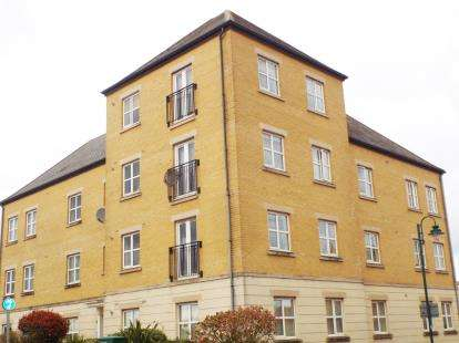 1 Bedroom Flat for sale in Hargate Way, Hampton Hargate, Peterborough, Cambridgeshire