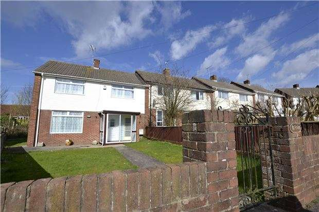 3 Bedrooms End Of Terrace House for sale in St. Lucia Close, Horfield, Bristol, BS7 0XS
