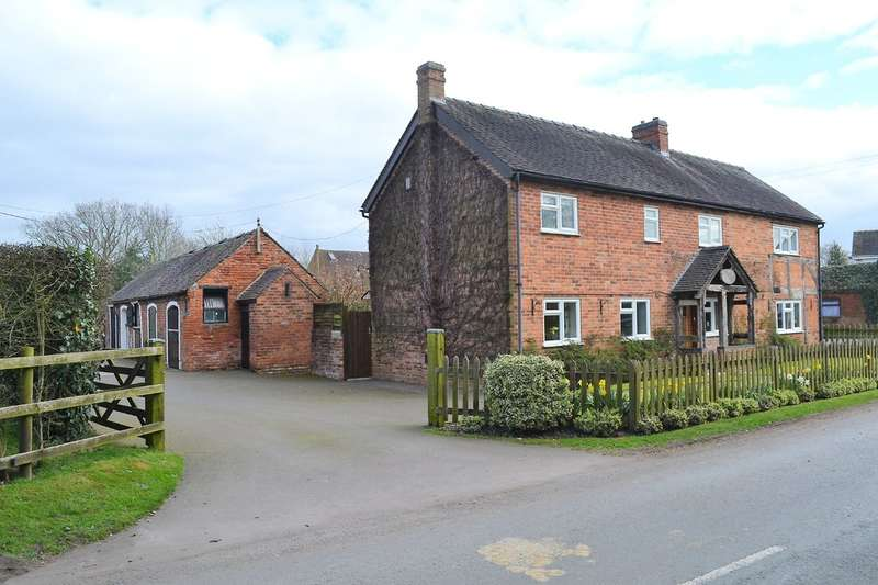 4 Bedrooms Cottage House for sale in Long Lane, Fradley