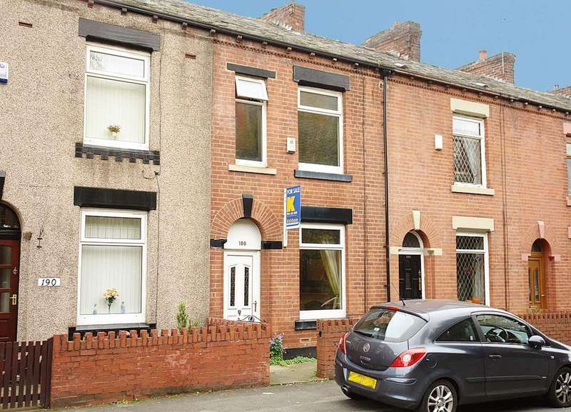 3 Bedrooms Terraced House for sale in 188 Fields New Road, Chadderton