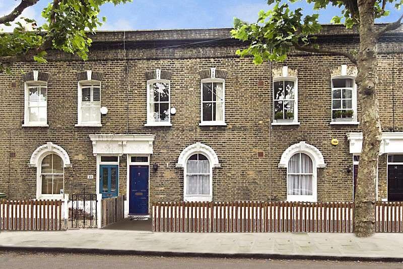 3 Bedrooms Terraced House for sale in Longley Street, London, SE1