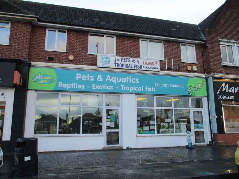 Property for sale in Walsall Road, Birmingham