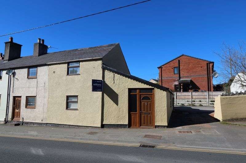 2 Bedrooms Semi Detached House for sale in Rhos Street, Ruthin
