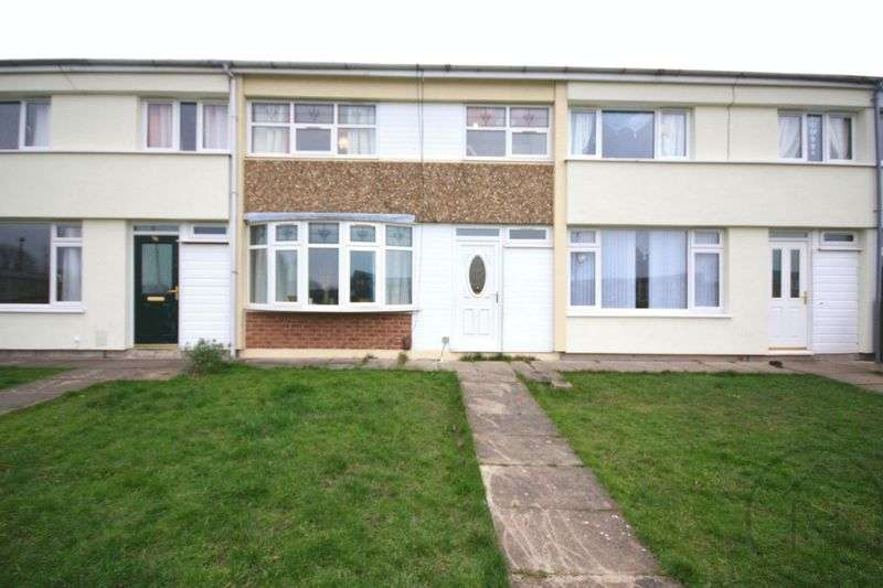 3 Bedrooms Terraced House for sale in Melsonby Crescent, Darlington