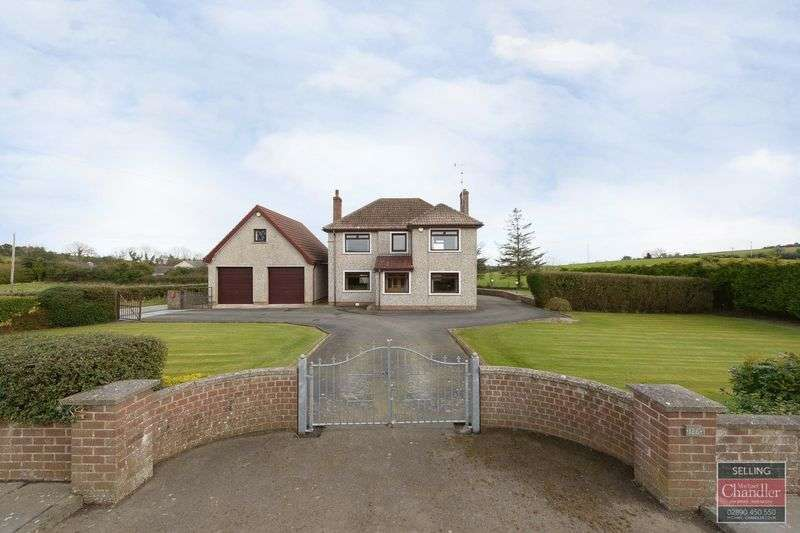 4 Bedrooms Detached House for sale in 126 Thornyhill Road, Killinchy, BT30 9NH