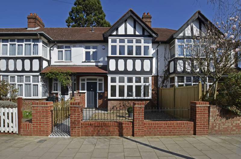 4 Bedrooms Terraced House for sale in Teddington