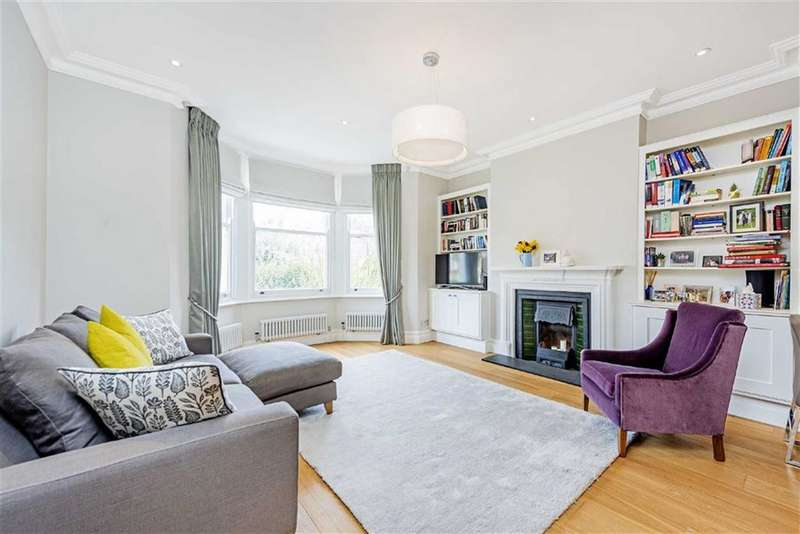2 Bedrooms Flat for sale in Bonneville Gardens, Abbeville Village, London, SW4