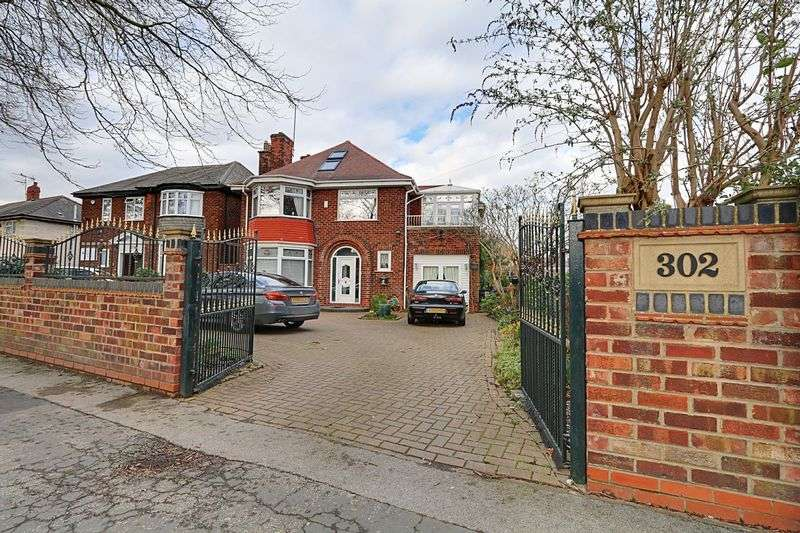 6 Bedrooms Detached House for sale in Cottingham Road, Hull