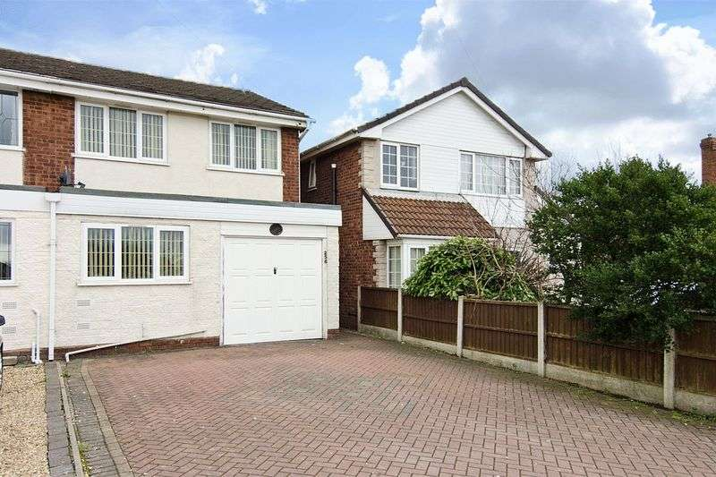 3 Bedrooms Semi Detached House for sale in Hednesford Road, Heath Hayes, Cannock