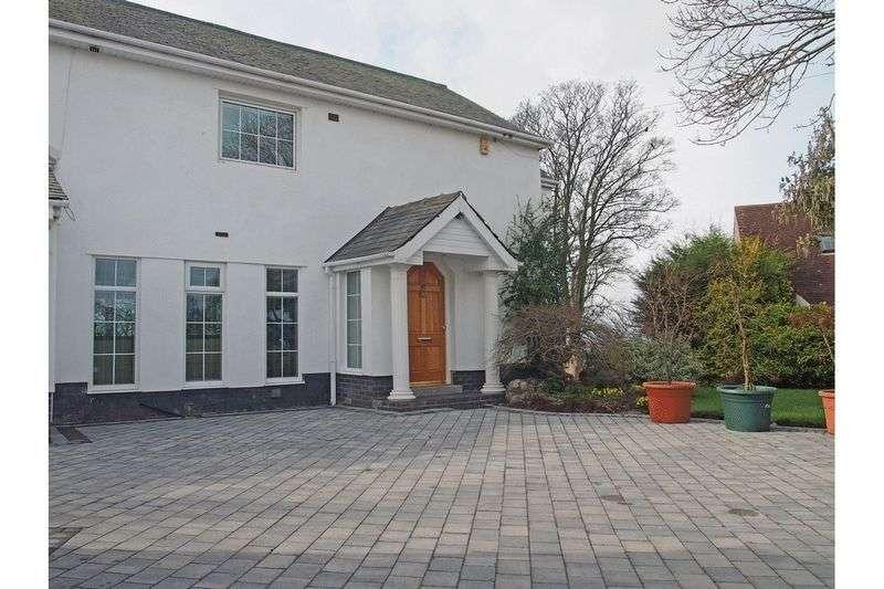 3 Bedrooms Detached House for sale in Broadlands Drive, Bolton-Le-Sands, Lancaster