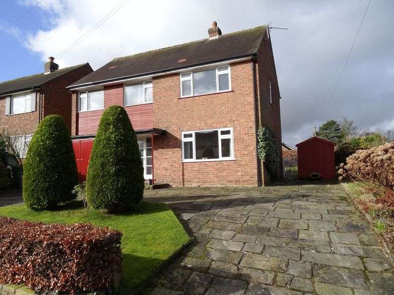 4 Bedrooms Detached House for sale in Henbury Rise, Macclesfield