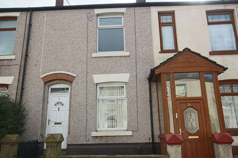 2 Bedrooms Terraced House for sale in Prince Street, Rochdale OL16 5LL