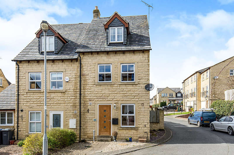 4 Bedrooms Semi Detached House for sale in The Armitage, East Morton, Keighley, BD20