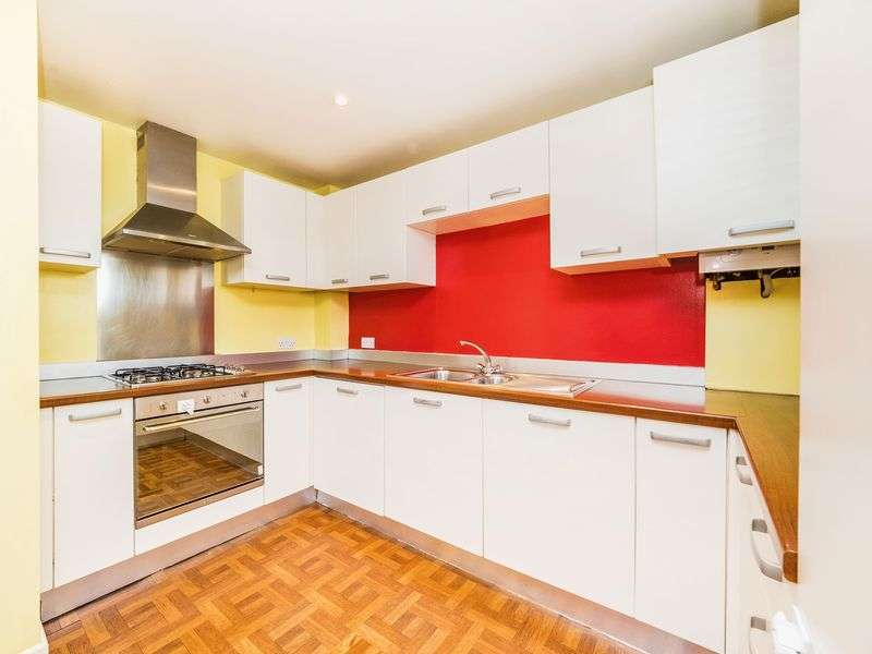 1 Bedroom Flat for sale in Spring Place, Barking, Greater London, IG11
