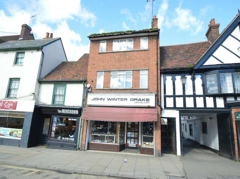4 Bedrooms Terraced House for sale in High Street, Halstead CO9