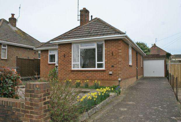 2 Bedrooms Detached Bungalow for sale in Sylvan Close, EXMOUTH