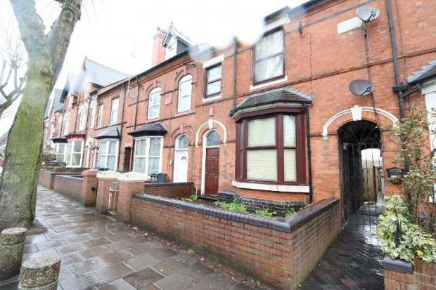 4 Bedrooms Terraced House for sale in Albert Road, Handsworth, B21