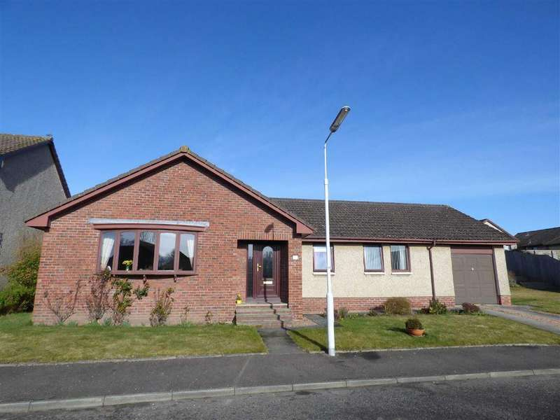 3 Bedrooms Bungalow for sale in Edenbank Road, Cupar