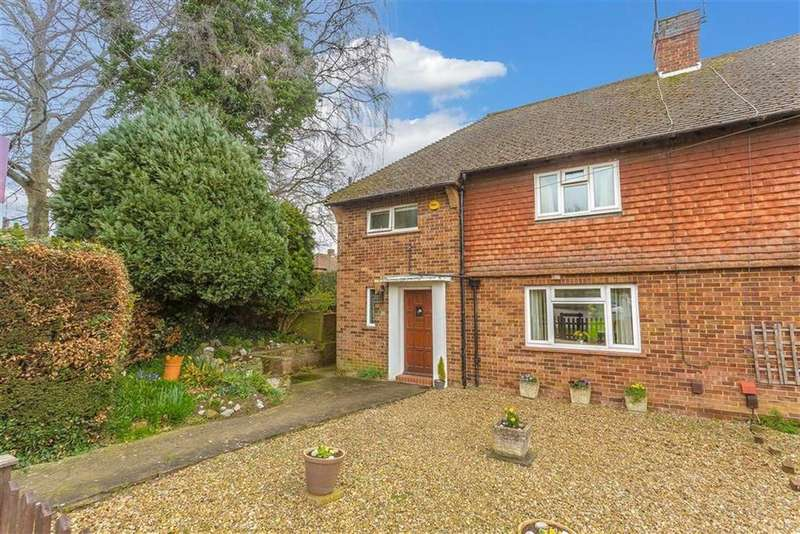 3 Bedrooms Semi Detached House for sale in Hurstlands, Oxted, Surrey