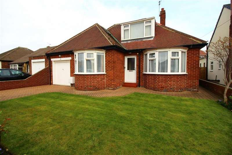 3 Bedrooms Detached Bungalow for sale in Fairfield Drive, Cullercoats