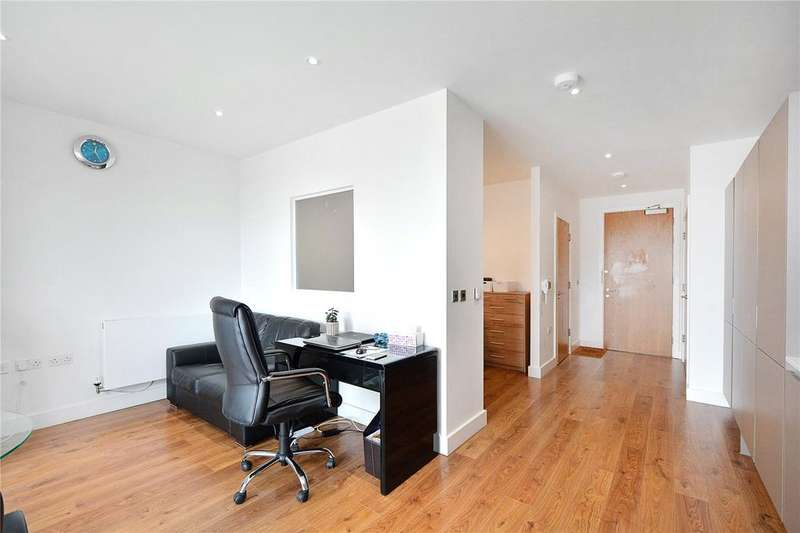 Studio Flat for sale in Lighterman Point, 3 New Village Avenue, London