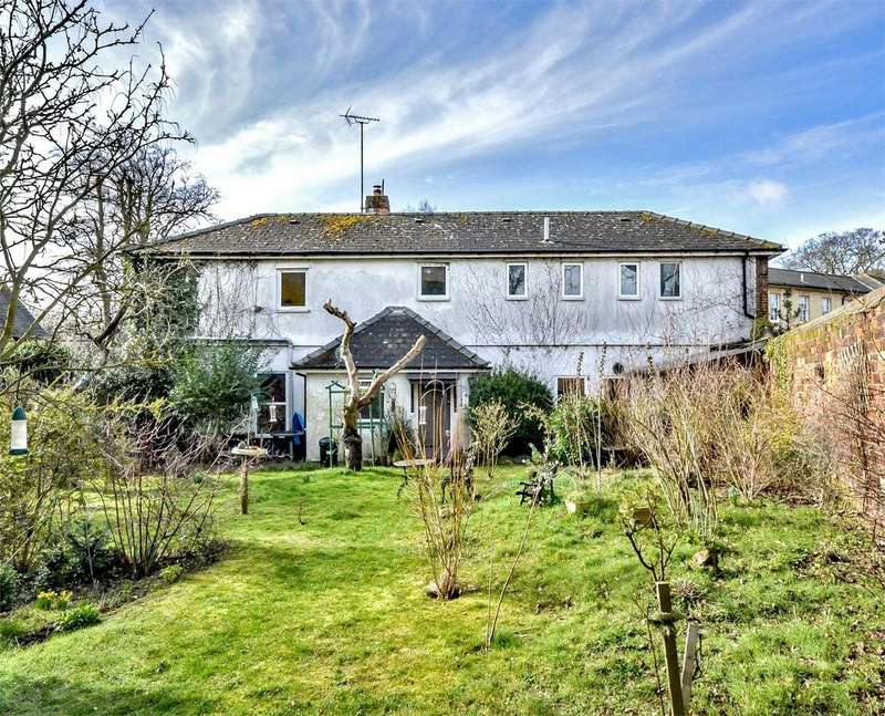 4 Bedrooms Detached House for sale in The Coach House, Great Chesterford, Nr Saffron Walden