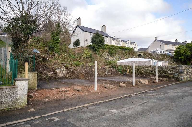 Land Commercial for sale in Carneddi Road, Bethesda, North Wales