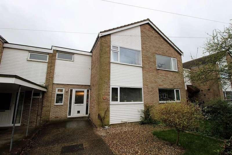 3 Bedrooms Terraced House for sale in Comberton, Cambridge