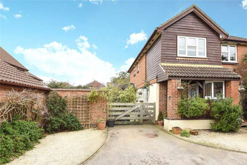 3 Bedrooms Link Detached House for sale in Thame, Oxfordshire