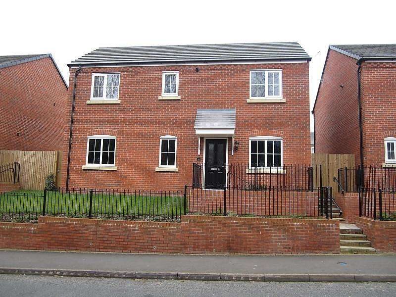 2 Bedrooms Detached House for sale in Gatis Street, Whitmore Reans, WV6