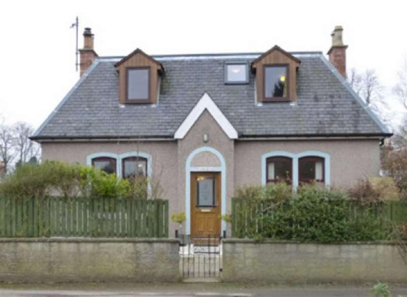 4 Bedrooms Detached House for sale in Church Lane, Bankfoot, Perthshire