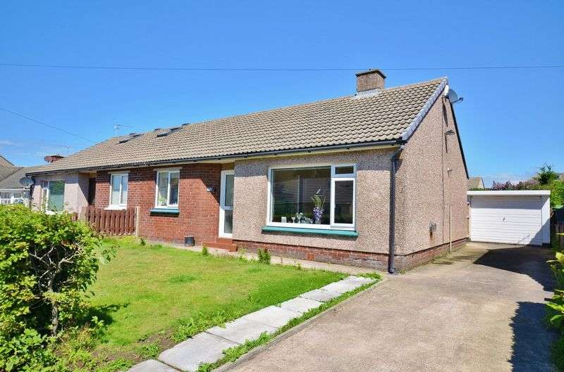 2 Bedrooms Semi Detached Bungalow for sale in Broadacres, Workington