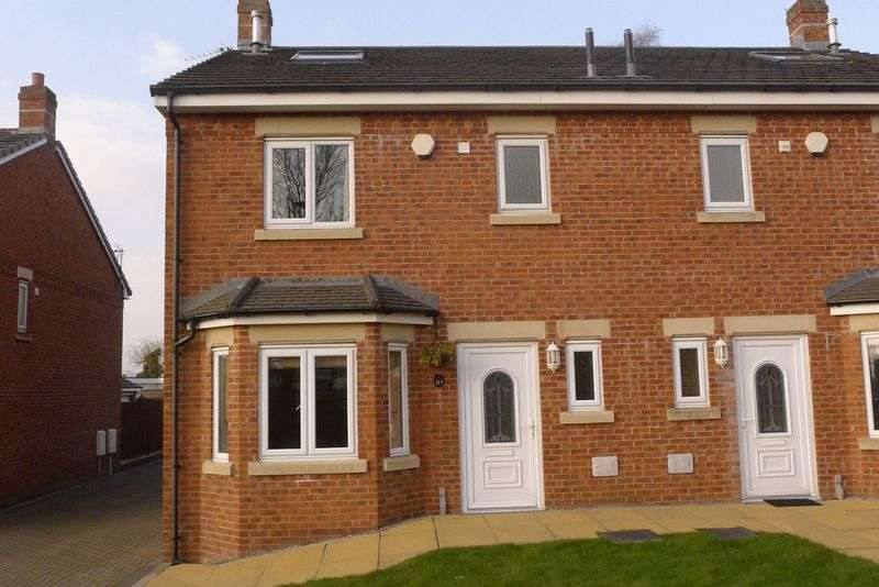 4 Bedrooms Semi Detached House for sale in STITCH MI LANE, HARWOOD, BOLTON BL2 4HR. BEAUTIFUL 4 BED SEMI, GARAGE, EN SUITE, NO CHAIN